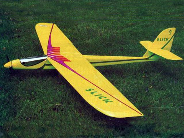 Slick (oz6978) by Ted Davey from RCMplans 1995