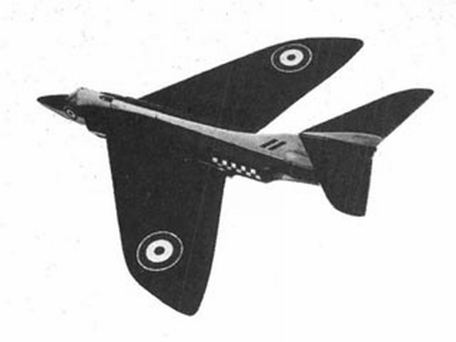 Rapier (oz6996) by PE Norman from American Modeler 1962