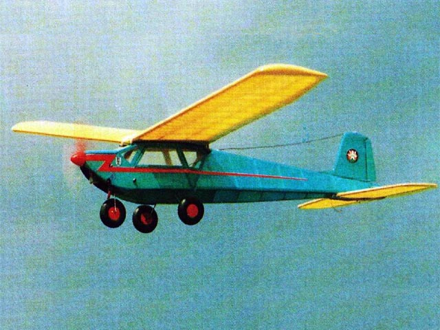 Rudder Bug (oz6998) by Walt Good from Aeromodeller 1950