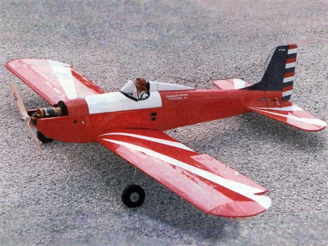 Electro Hog (oz7008) by Charles Evans from RCMplans 1998
