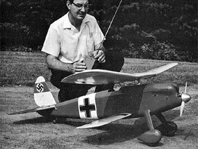 Arado AR-68 (oz704) by Chester Lanzo from Model Airplane News 1961