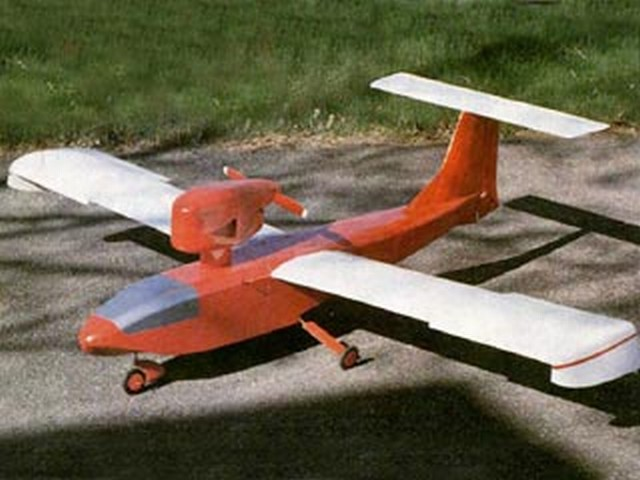 Seagull III (oz7099) by AG Lennon from RCMplans 1992