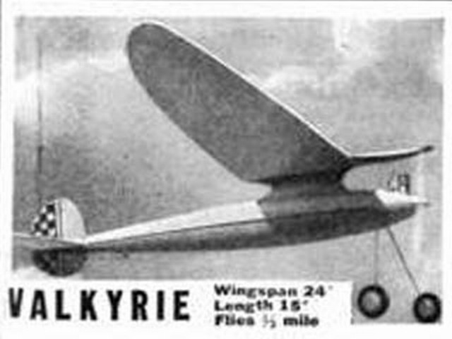Valkyrie (oz713) by Donald Garofalow from Scientific 1938
