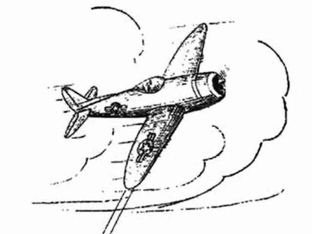 P-47 Thunderbolt (oz7190) from Aeropiccola