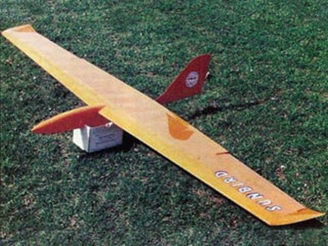 Sunbird (oz7221) by Mike Hollison from RCMplans 1995