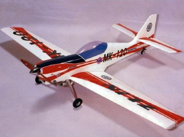 Zlin Z-50L (oz7225) by M Kato from MK 1975