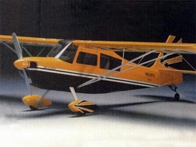 Bellanca Decathlon 40 (oz7228) from OK Model Pilot