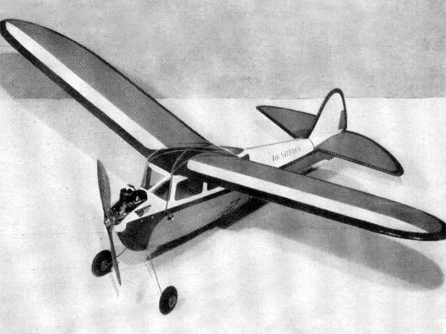 Air Warden (oz73) by Al Pardocchi from Model Airplane News 1942