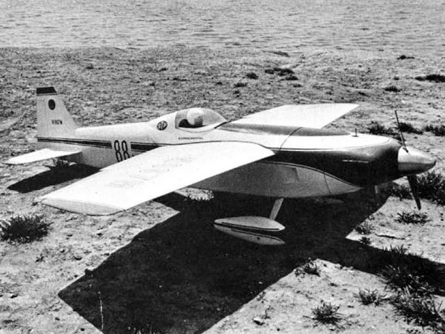 Pogo (oz7465) by Bob Morse from American Aircraft Modeler 1971
