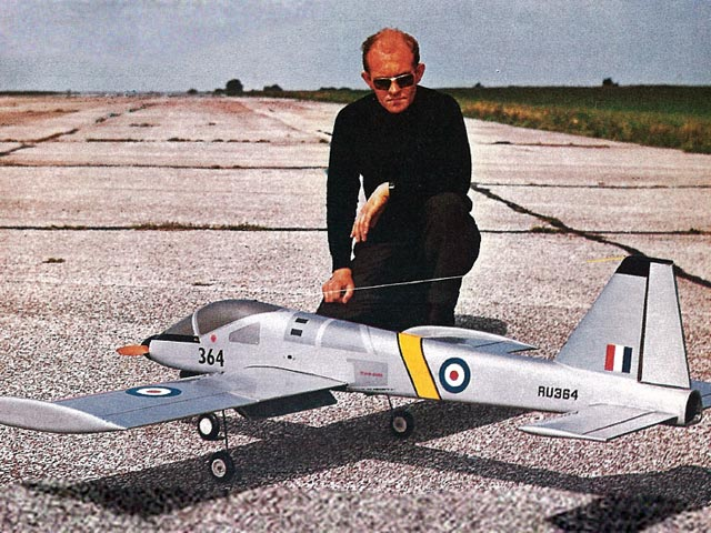 Striker (oz7486) by Peter Russell from RCME 1968