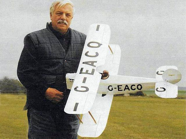 Avro 534 Baby (oz7503) by Don Luck from Radio Control Scale Aircraft 1995