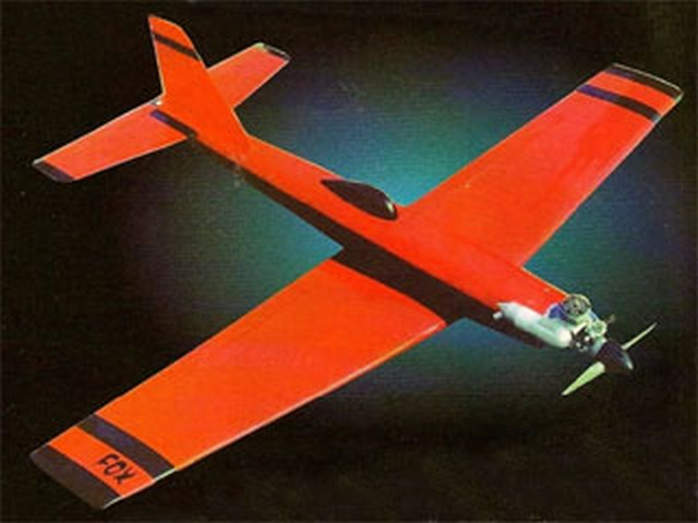 Fox Mk II (oz7514) by Dave Horvath from RCMplans 2004