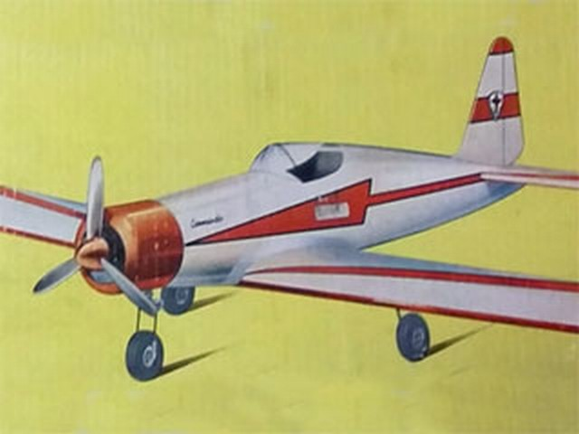 Commander (oz7520) by Wilfried Klinger from Wik Modelle