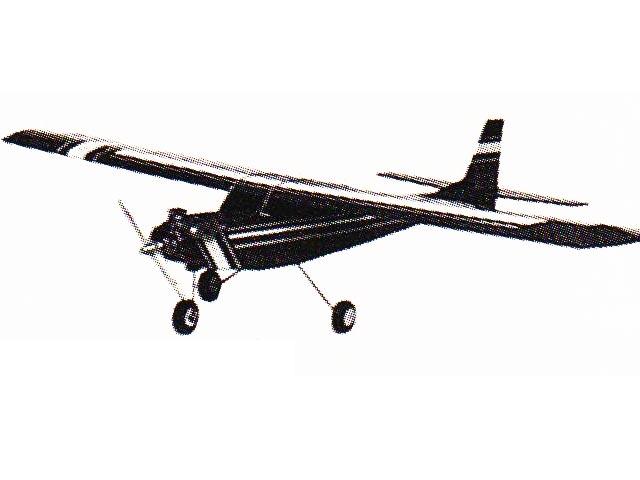 Krafty (oz7589) by Joe Bridi from Model Aircraft Designs 1984