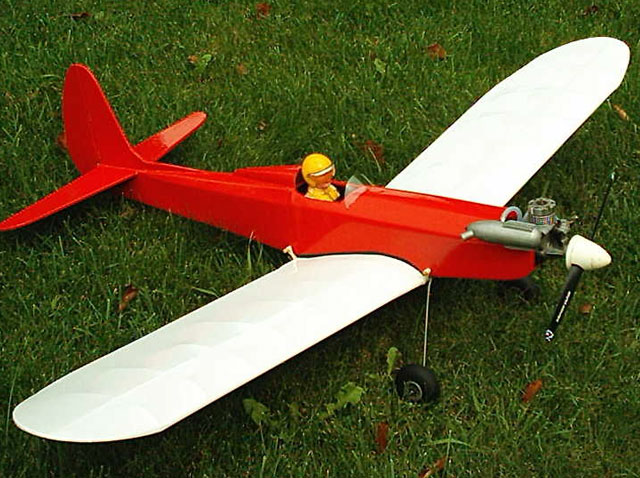 Playmate (oz7594) by Dave Robelen from Tidewater Hobby