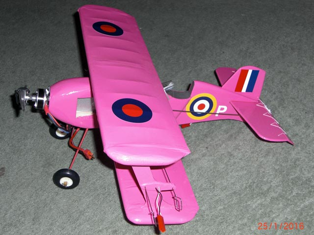 Tiny Tot (oz7604) by Doug McHard from Model Aircraft 1961