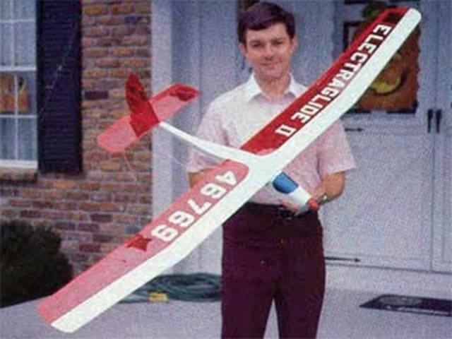Electraglide II (oz7683) by Jim Zarembski from RCMplans 1985