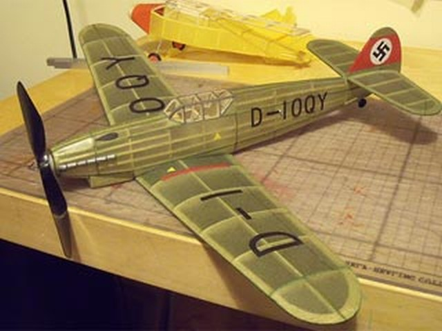 Me 109G (oz770) by Phil Smith from Veron