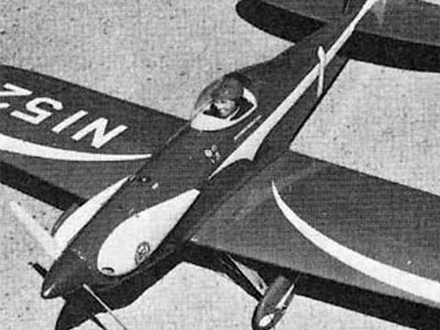 DeNight Special (oz7749) by Hal DeBolt from American Aircraft Modeler 1972