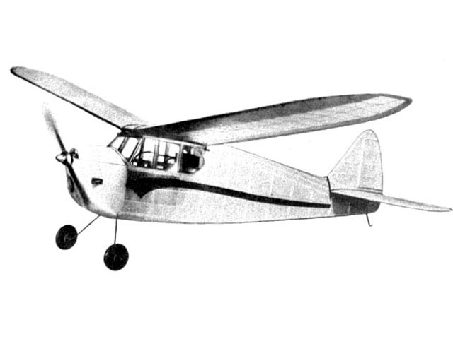 Skybo (oz7756) by Bill Winter from Eagle Model Aircraft 1946