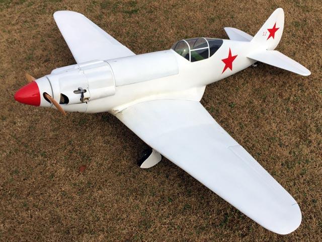 MiG-3 (oz7768) by CA Baskin