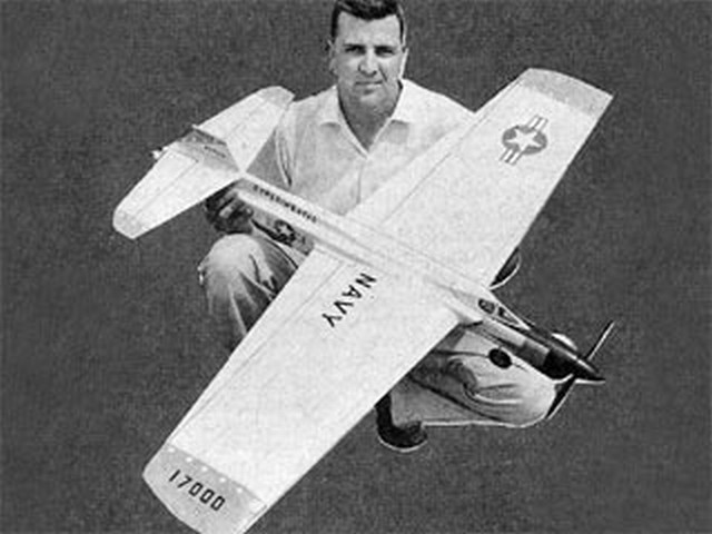 Barracuda (oz7798) by John Peck from American Modeler 1963