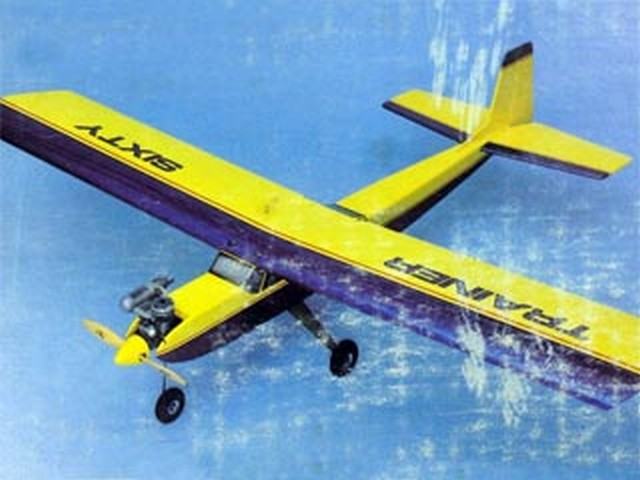 Trainer 60 (oz7802) by Joe Bridi from Great Planes 1986