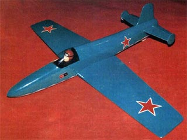 Russian CP-1 (oz7845) by Bob Wallace from RCMplans 1997