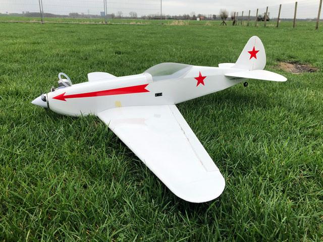 MiG-7 - oz7890 - Bert