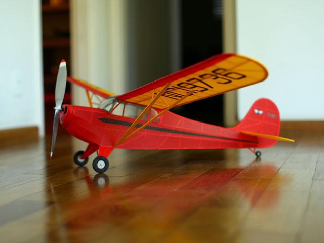 Aeronca Chief (oz79) by Alex Horback from Comet