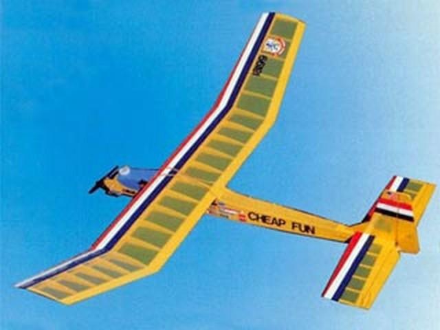 Cheap Fun (oz7924) by Stu Richmond from RCMplans 1998