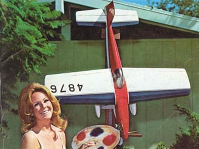 Valley Flyer (oz7960) by Joe Bridi from RCMplans 1971