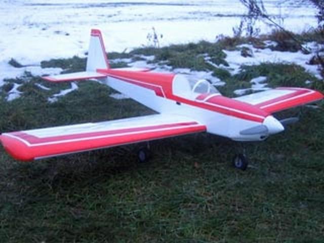 Kwik Fly E (oz7986) from Graupner 1985
