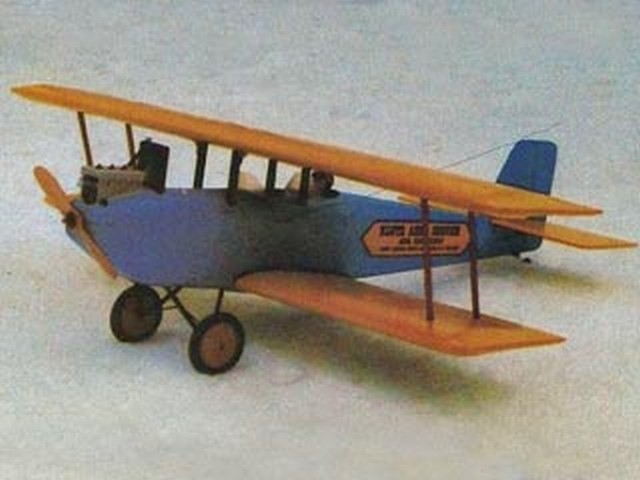 Flyin Flivver (oz7987) by Bob Wallace from RCMplans 1977
