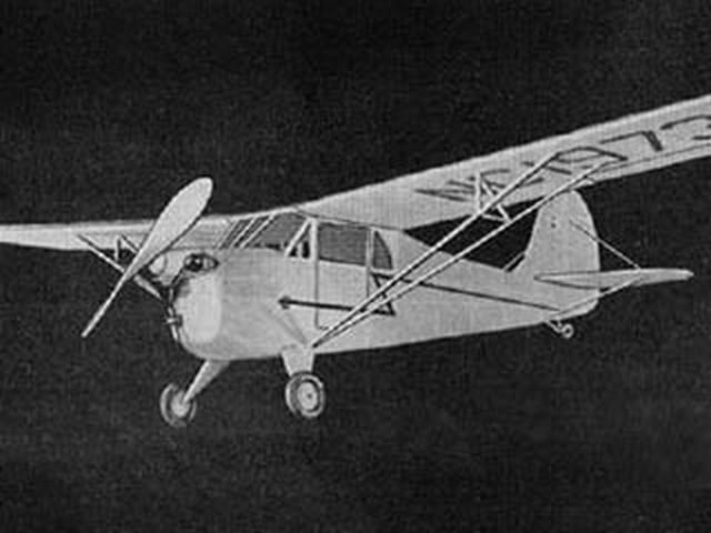 Aeronca K (oz80) from Comet 1940