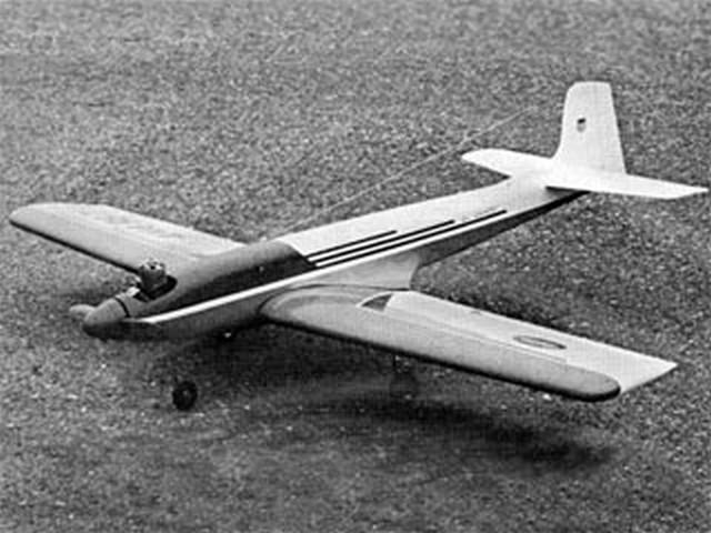 El Cochino (oz8032) by Bob Morse from American Aircraft Modeler 1969