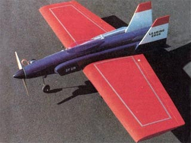 Leading Edge (oz8034) by Bill Evans from RCMplans 1990
