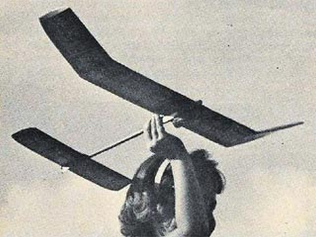 Jatex (oz8086) by Reid Simpson from Model Airplane News 1964
