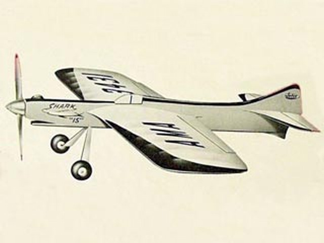 Shark 15 (oz8148) by Lew McFarland from Jetco