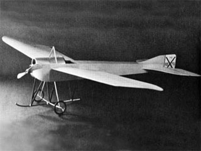 Rex (oz8162) by Bill Hannan from American Aircraft Modeler 1966