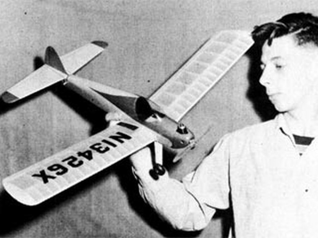 Scorpion (oz8179) by Harry Williamson from Model Airplane News 1951
