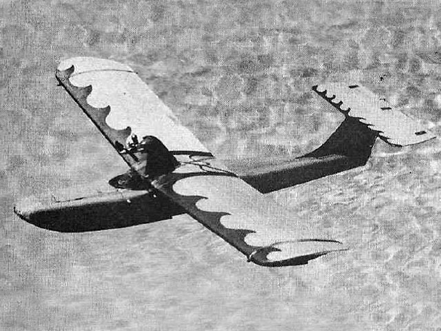 Lil Swell (oz821) by Ken Willard from Model Airplane News 1965
