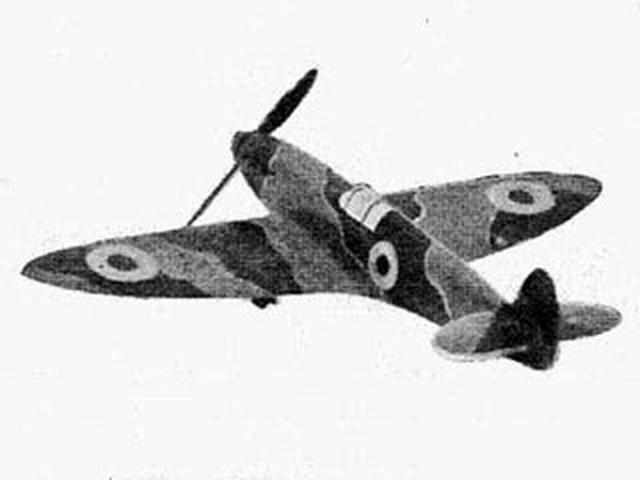 Spitfire (oz8365) from Skyleada