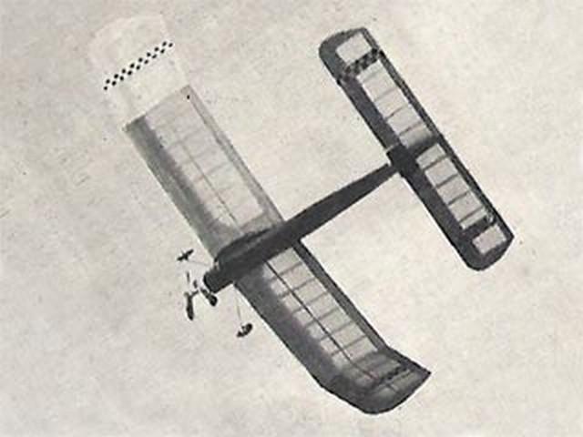 Pylonius - completed model photo
