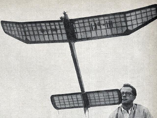 Hi-Fli (oz845) by Phil Kraft from Model Airplane News 1956