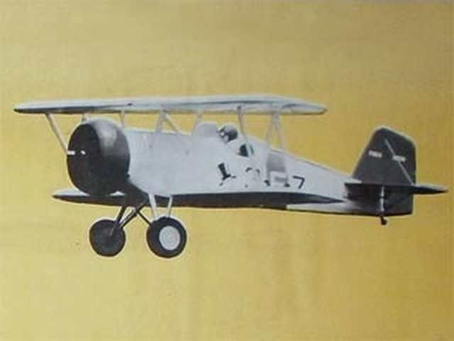 Boeing F4B-2 (oz8625) by John Tanzer from Balsa Products