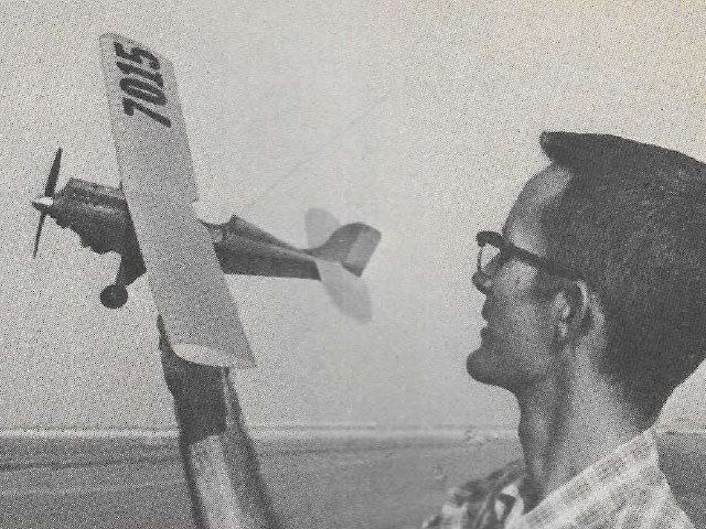 Corben Super Ace (oz8645) by Dave Robelen from Model Airplane News 1968