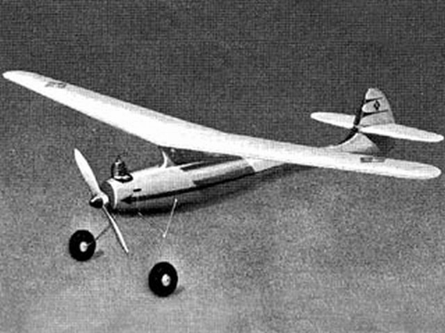 Kapitan (oz871) by B Pilar from Model Mechanic 1946