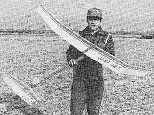 F-13 (oz8808) by Keiichi Kibiki from Model Airplane News 1980