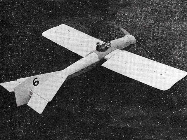 Blackburn Monoplane (oz8811) by B Bundock from Radio Modeller 1975